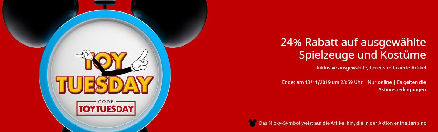 Disney24ProzentaufPlueschtiereundmehr