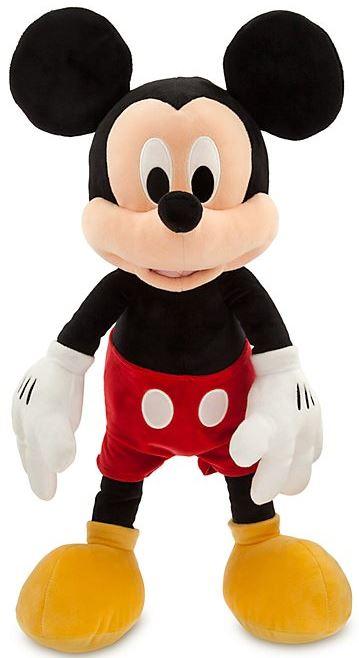 DisneyStore MickyMaus Kuschelpuppe