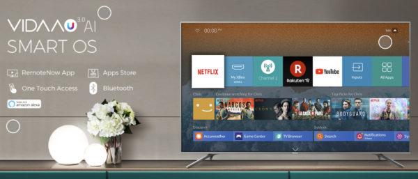 Hisense H75BE7410 189 cm 75 Zoll Fernseher 4K Ultra HD HDR DolbyVision Triple Tuner Smart TV Metallgehaeuse Amazon.de 2020 02 03 10 09