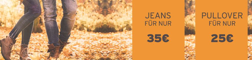 JeansDirect HerbstWinterSpecial 2