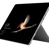 MICROSOFT Surface Go Pentium Gold 4415Y 128 GB SSD 8 GB RAM Silber Windows 10 im S Modus
