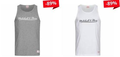 Mitchell & Ness Script Tank Herren Tank Top Shirt