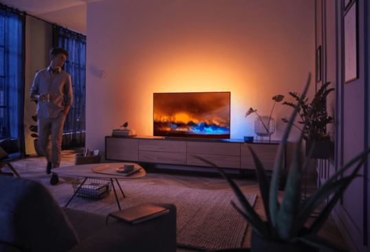 PHILIPS OLED Android TV PHILIPS 55OLED804 12