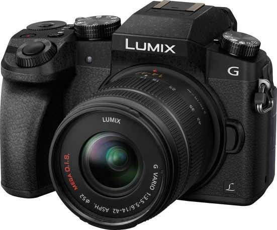 Panasonic Lumix DMC G70KAEG K