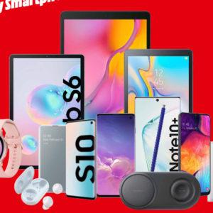 Tipp: 19% MwSt-Rabatt auf Samsung Phones & Tablets, z.B. das Galaxy S10