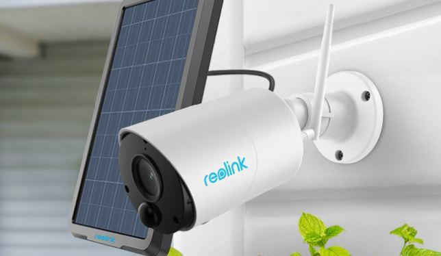 Reolink Argus Eco 👀🎥 für 59€ // + Solar-Panel für 75€