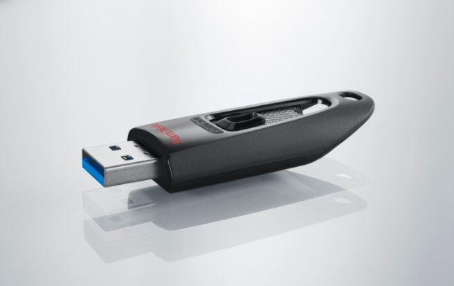 SANDISK ULTRA USB Stick 256 GB