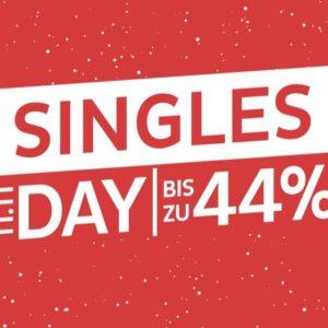 Übersicht der Singles Day Deals 💟 z.B. 22% bei Puma & Nike, Groupon, uvm.