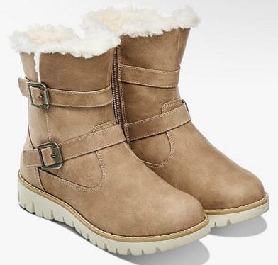 Stiefel von Graceland in beige   DEICHMANN 2019 11 26 09 26