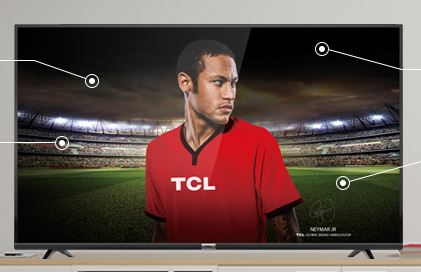 TCL49DP600UltraHDSmart TVmitHDR