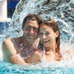 Wellness Kurz-Urlaub für 2 🌴👩❤💋👨 mit Therme nach Wahl & Übernachtung