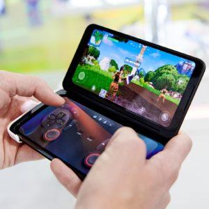 Eff. 200€ Ersparnis 😲💥 D1 Allnet mit 8GB LTE + LG G8X ThinQ + LG X Power 3