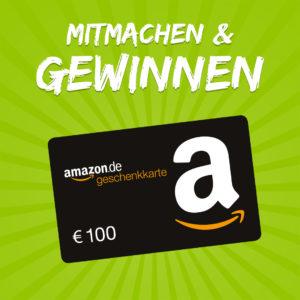 🎲 100€ Amazon-Gutschein gewinnen: MyTopDeals App statt WhatsApp!