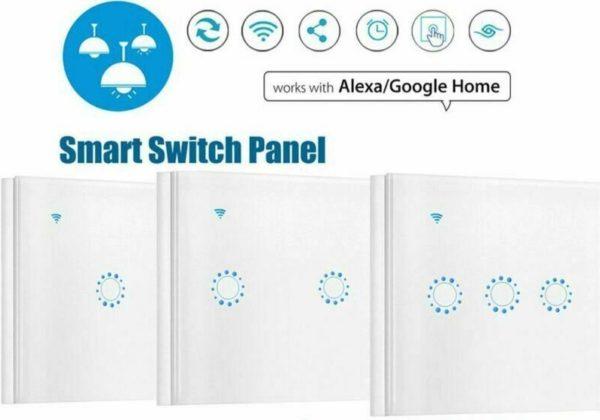 smart switch alexa