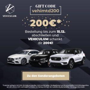 📣 200€ Cashback bei Vehiculum auf alle Leasing-Fahrzeuge (Privat + Gewerbe)