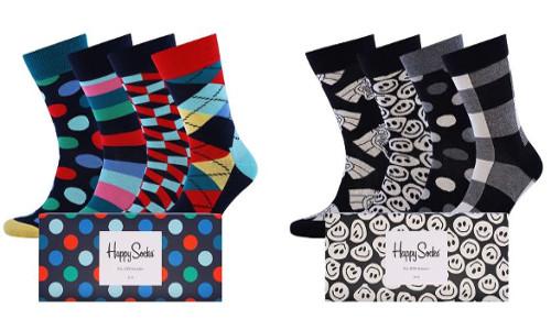 2019 12 16 18 06 15 HAPPY SOCKS Geschenkbox 4 Paar Socken Herren Damen Geschenkidee   eBay