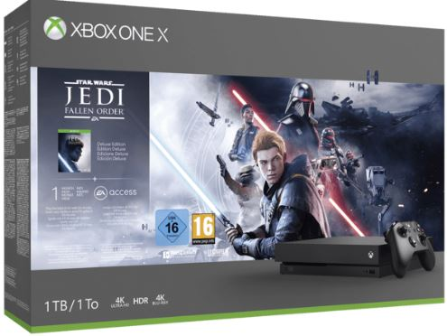 2019 12 18 14 25 01 MICROSOFT MICROSOFT Xbox One X 1TB  Star Wars Jedi  Fallen Order Bundle Xbox O