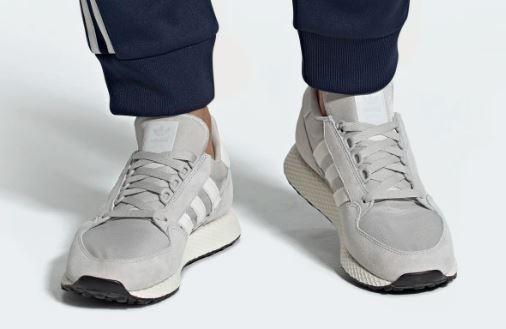 Adidas Forest Grove hellgrau
