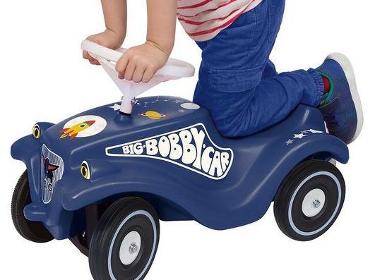 BIG  Bobby Car Classic Moonwalker