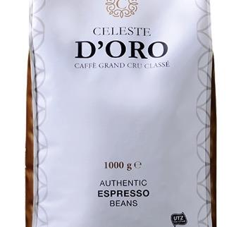 Celeste dOro   Kaffeebohnen   Forte
