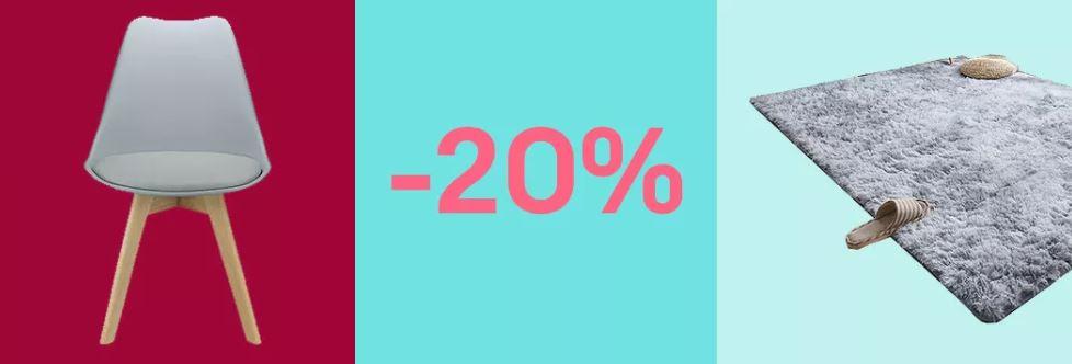 Ebay 20 Prozent auf Moebel