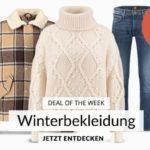 15% Rabatt auf Winterkleidung ⛄ z.B. Levis, Calvin Klein, Superdry usw.