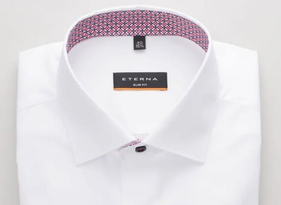 Eterna Hemd Slim Fit