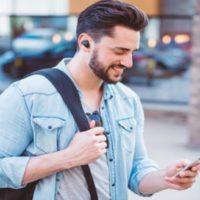 JBL Free x In ear True Wireless Kopfhoerer Schwarz