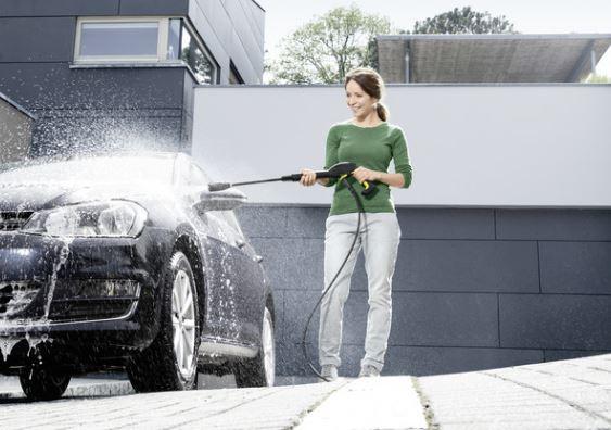 Kaercher K2 Premium Car  Home Hochdruckreiniger