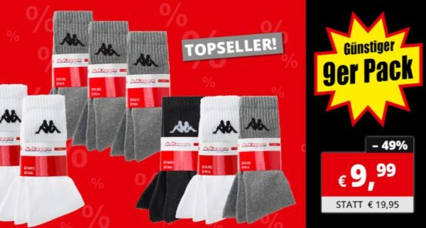 Kappa Socken Angebot