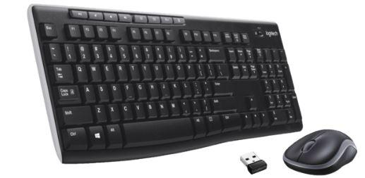 LOGITECH MK270 Tastatur Maus