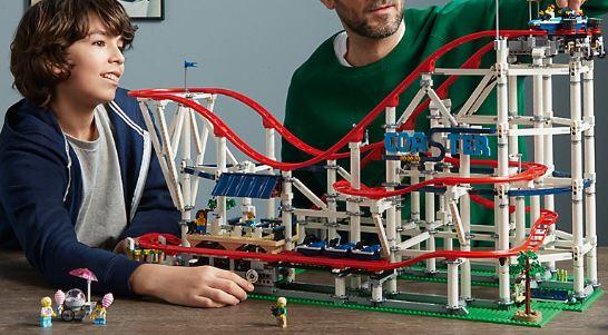 Lego 10261 Creator Achterbahn Set