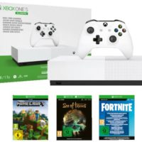 MICROSOFT Xbox One S 1TB All Digital Edition