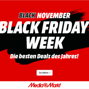 [Nur bis 18 Uhr] MediaMarkt Black Friday Deals 🔥🖤 z.B. Samsung Galaxy S10+
