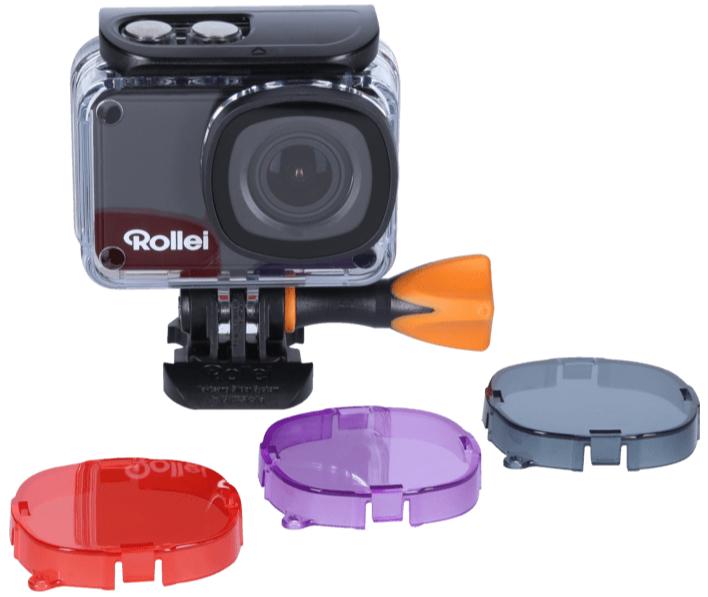 ROLLEI 560 Touch Action Cam  Schwarz kaufen  SATURN 2019 12 08 14 46