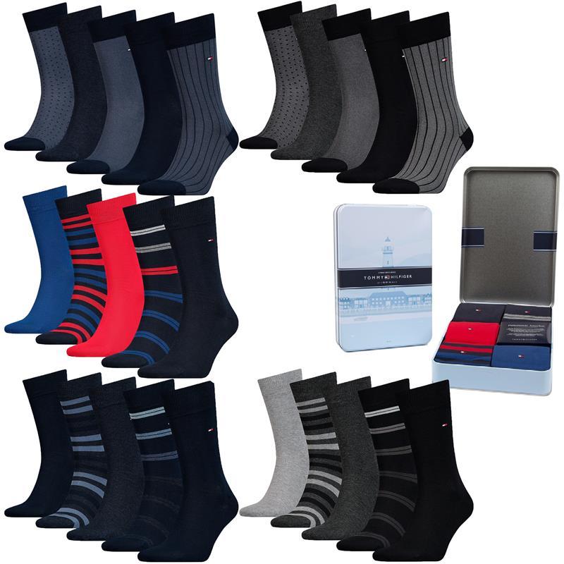 Tommy Hilfiger Socken Box 5P 482003001 482010001 Kombi