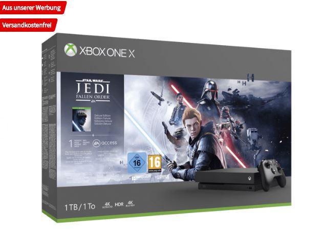 Xbox One X 1TB Bundles