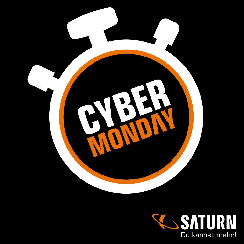 Saturn Cyber Monday Angebote 💻🎉 z.B. TVs, Gaming, Smartphones & mehr