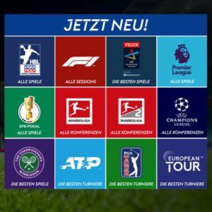 Tipp ⚽️ Neues Sky Sport Monatsticket für 9,99€ // Supersport für 14,99€