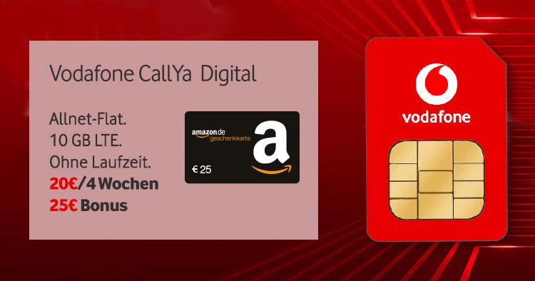 Vodafone My Callya
