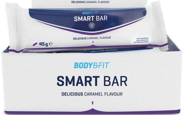 12x Body Fit Smart Bar Protein Riegel
