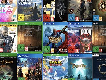 [Nur noch heute] 3 Games für nur 49€ 🎮 für PS4, PS5 Switch, Xbox & PC