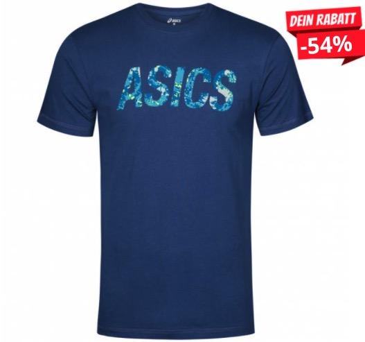 ASICS Raglan Tee Herren T Shirt 128714 8052