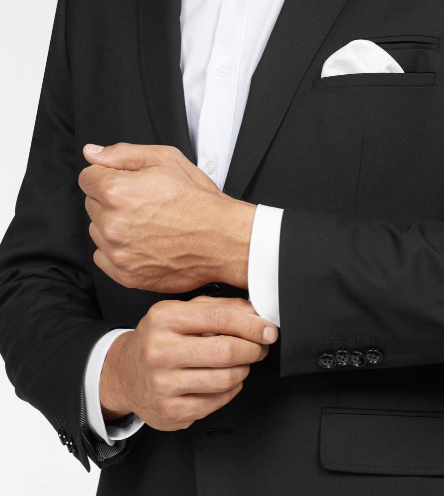 Bruno Banani Anzug Set 4 tlg. mit Fliege und Einstecktuch inklusive Fliege und Einstecktuch online kaufen  OTTO 2020 01 02 14 11