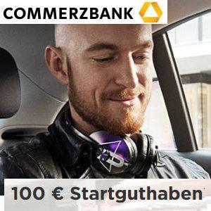 [TOP] 100€ Guthaben 🤑 für das Commerzbank Girokonto + 100€ für Kundenwerbung
