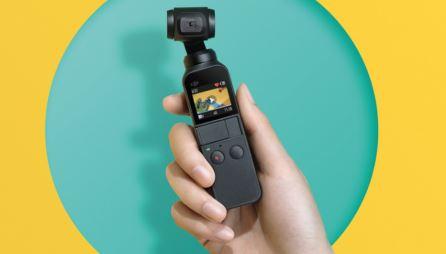 DJI Osmo Pocket Cam