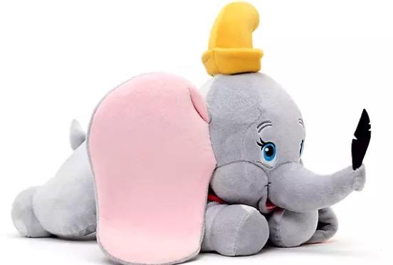 Disney Store   Fliegender Dumbo   Kuscheltier
