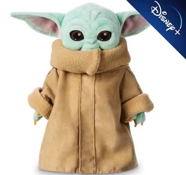 Disney Store   Star Wars The Mandalorian   Das Kind   Kuschelpuppe