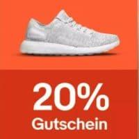 Ebay 20 Prozent auf Mode