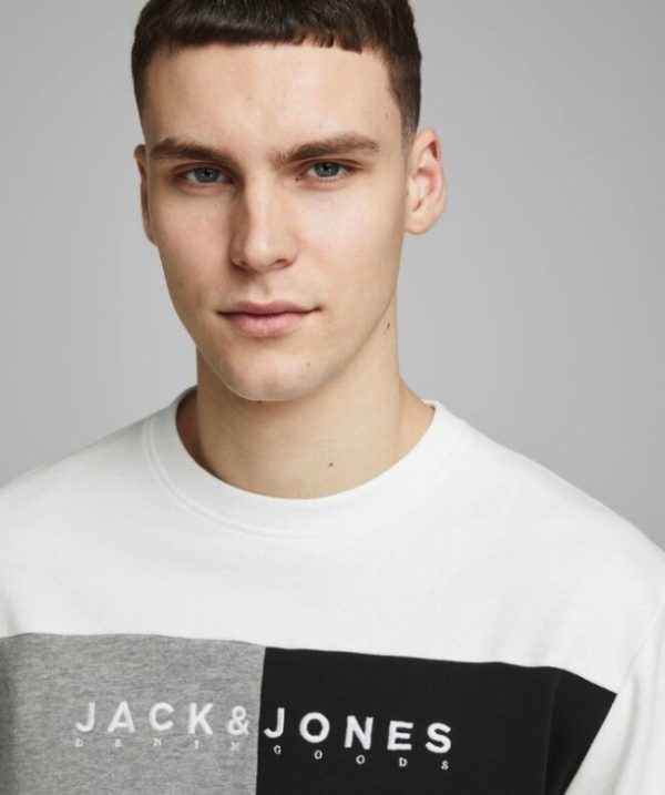 Jack and Jones COLOURBLOCKING SWEATSHIRT